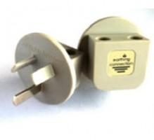 Australian Adapter Plug with built in splitter