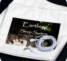 Earthing Pillow Case
